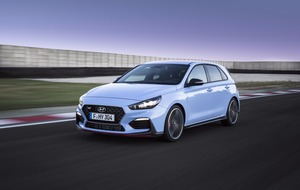 Hyundai i30 N: Performance measured in BPM rather than RPM