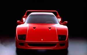 Ferrari F40: Birth of an icon