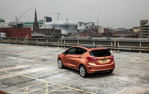 Ford Fiesta poised to return to the top of the sales charts