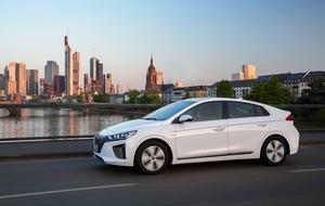 Hyundai plugs in to hybrid trend with latest Ioniq