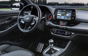 Hyundai i30 N: Performance measured in BPM rather than RPM