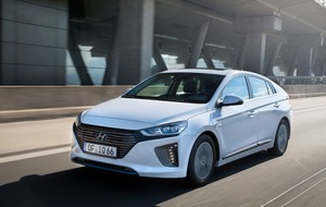 Hyundai plugs in to hybrid trend with latest Ioniq
