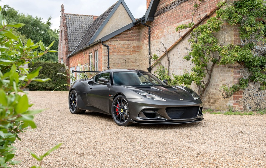 Lotus Evora GT430: The ultimate Lotus