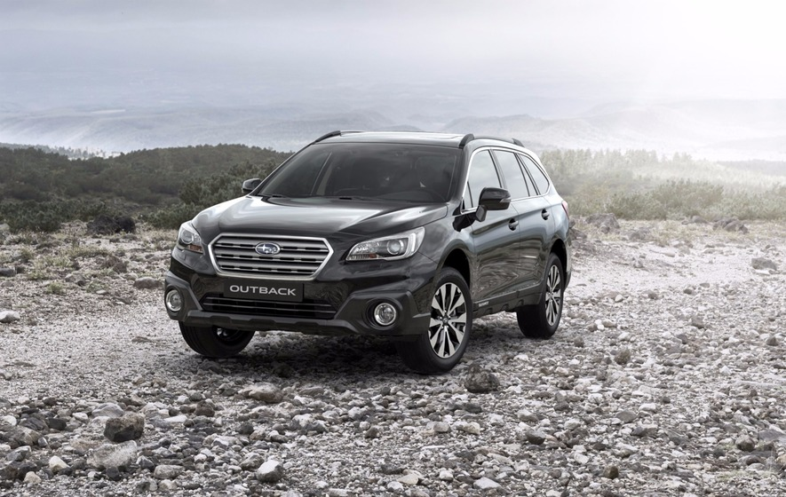 Subaru offers an even more special Outback