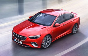 The return of the Vauxhall GSi