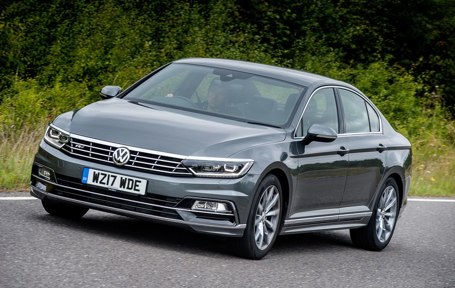 Petrol power comes to previously diesel-only VW Passat