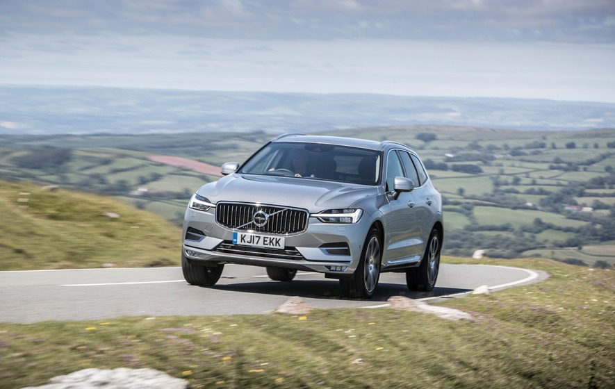 Volvo puts the XC60 into Pole position