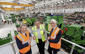 McCloskey International completes £17m factory in Co Tyrone
