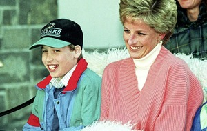 Princess Diana's brother says he was lied to about desire of William and Harry to walk behind mother's coffin