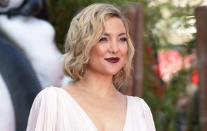 Kate Hudson reveals shaved head for film role