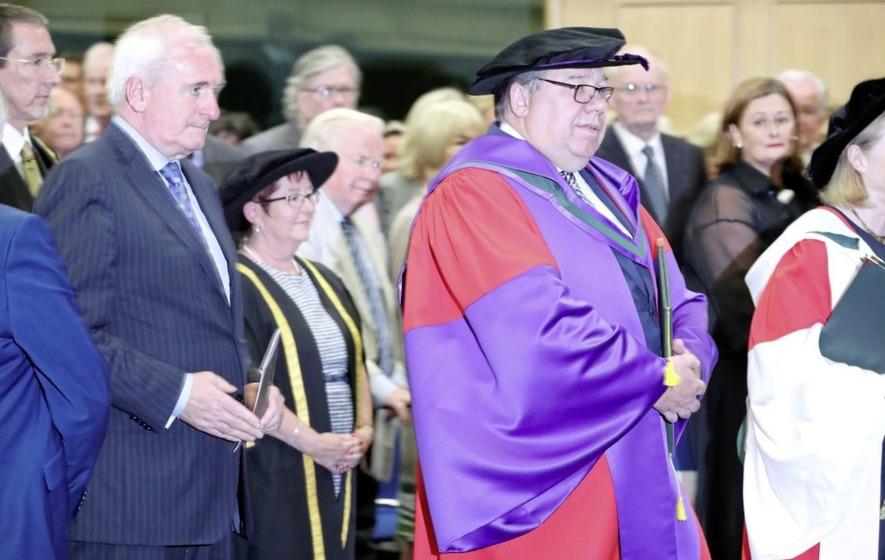 Former taoiseach Brian Cowan regrets huge job losses during recession in Republic
