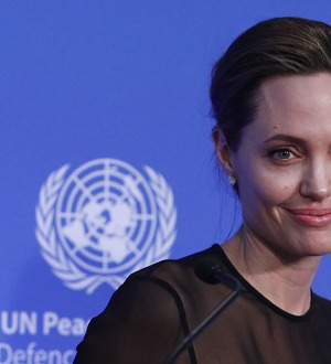 Angelina Jolie tells how turbulent family troubles led to Bell's palsy