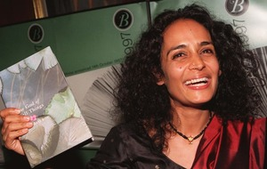 Arundhati Roy's first novel in two decades longlisted for Man Booker prize