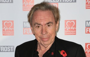 Andrew Lloyd Webber Foundation grants £1 million to 28 UK stage projects
