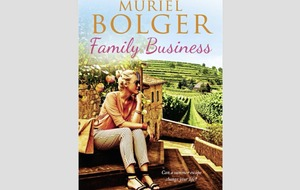 Love and law collide in travel writer Muriel Bolger's new novel