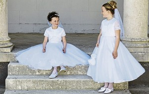 First Holy Communion spending on the rise as family bill tops £500