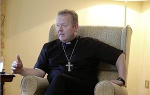 Archbishop of Armagh Eamon Martin: Society is stronger when faith influences public debate