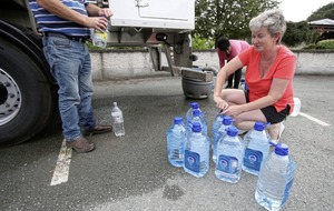 Some water supplies restored in Republic but remote areas face a further wait