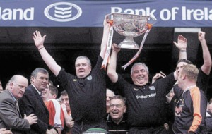 Where are they now? Joe Kernan looks back on a colourful career with Armagh