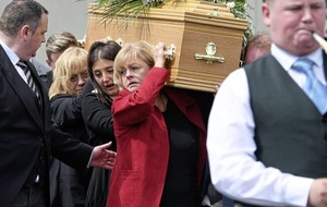 Friends and family bid farewell to 'talented' and 'popular' Dean McIlwaine