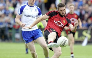 Advantage Monaghan but Down will win Qualifier says Benny Coulter