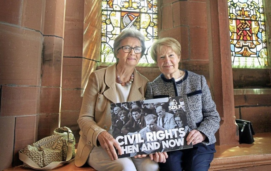 Brid Rodgers to lead SDLP civil rights' anniversary plans