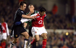 Gary Neville has given his account of Keane, Vieira and THAT incident in the Highbury tunnel