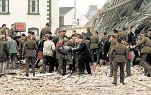 SDLP, UUP and DUP councillors walk out of meeting over Sinn Féin Enniskillen bomb row