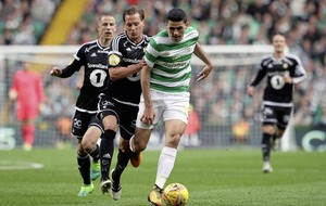 Harald Brattbakk still gives Celtic the edge over Rosenborg