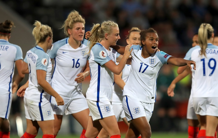 The Lionesses just did something that no England team has ever managed at the Euros