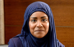 Nadiya Hussain doesn't want arranged marriages for her children
