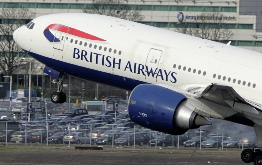 IAG Stock Rises After Solid Second-Quarter