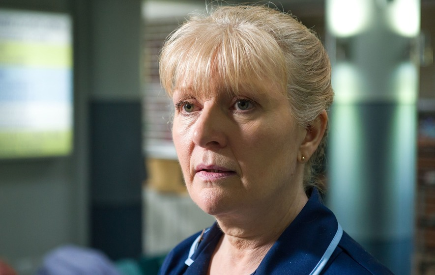 Viewers back Cathy Shipton's support of Casualty star Derek Thompson