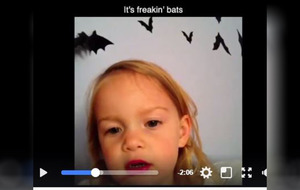 Video: Ava Ryan might just be the funniest child