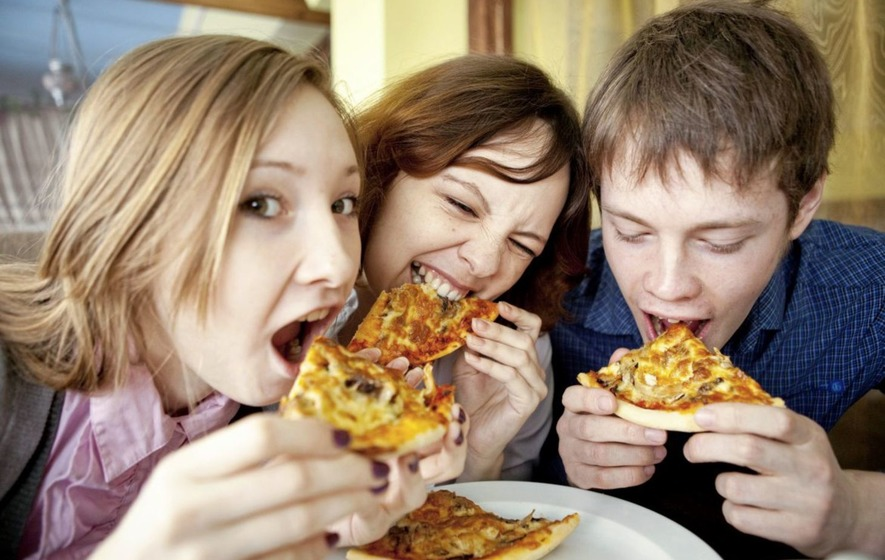 Fast diets for teens