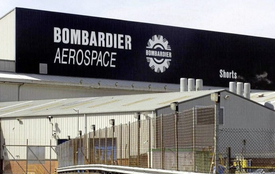 Bombardier beats quarterly earnings expectations, shares rise