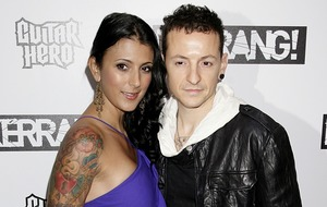 Chester Bennington's wife asks 'how do I move on?' in emotional tribute