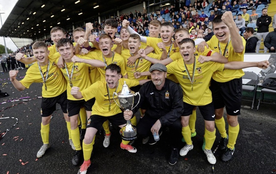 Co Antrim and Right To Dream take SuperCup NI honours