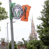 IRA flags in north Belfast 'wrong and unwanted'