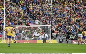 Mayo and Roscommon produce a quarter-final stalemate at Croke Park