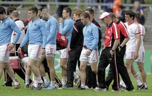 Mickey Harte warns that Tyrone will be ready for physical warfare