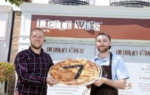 Pizza restaurant Little Wing opens 7th restaurant in Lisburn