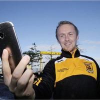 Footballer creates mobile app for fans to follow GAA matches