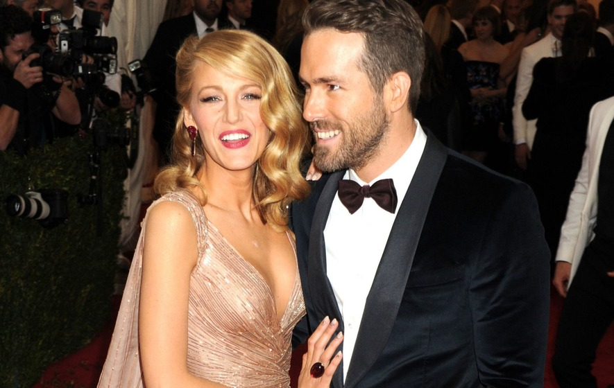 Blake Lively on Ryan Reynolds' 'made-up' tweets about their daughters