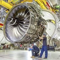 Rise in large air engine deliveries helps Rolls-Royce to near £2bn profit