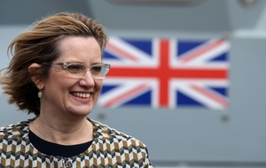 Amber Rudd warns tech giants over terrorists 'misusing' their platforms