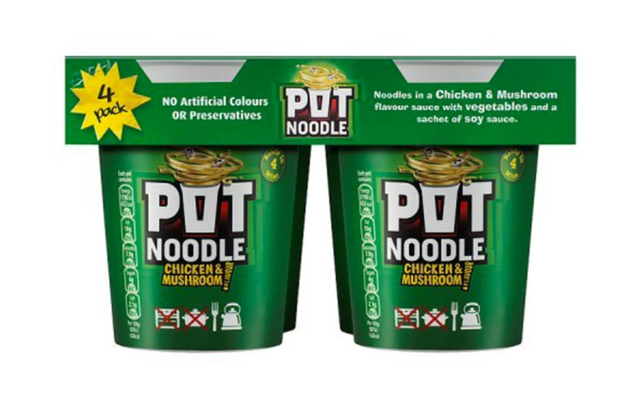 Belfast people are buying pineapple peelers and Pot Noodles from Amazon