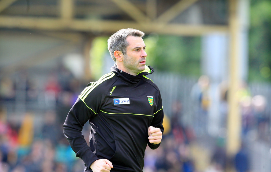 "Donegal county board thank Gallagher for ""massive contribution"""