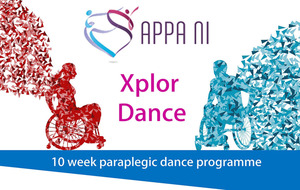 Paraplegic dance classes for children and adults in Belfast