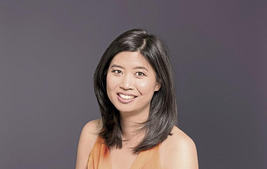 Feile appearance for writer Winni M Li as she talks about her debut novel